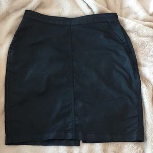 Banana Republic Factory | Black Skirt